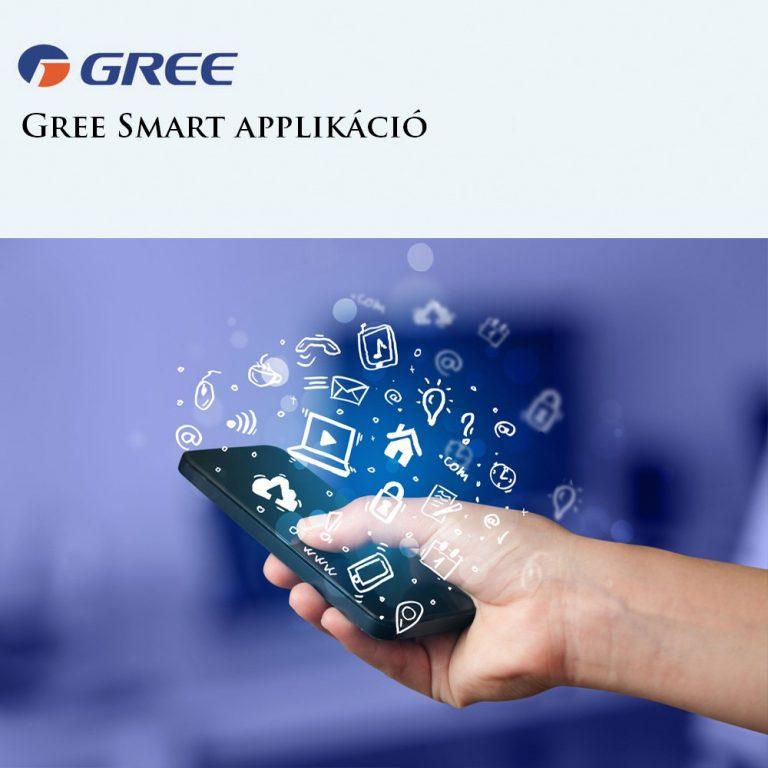 Gree smart applikáció